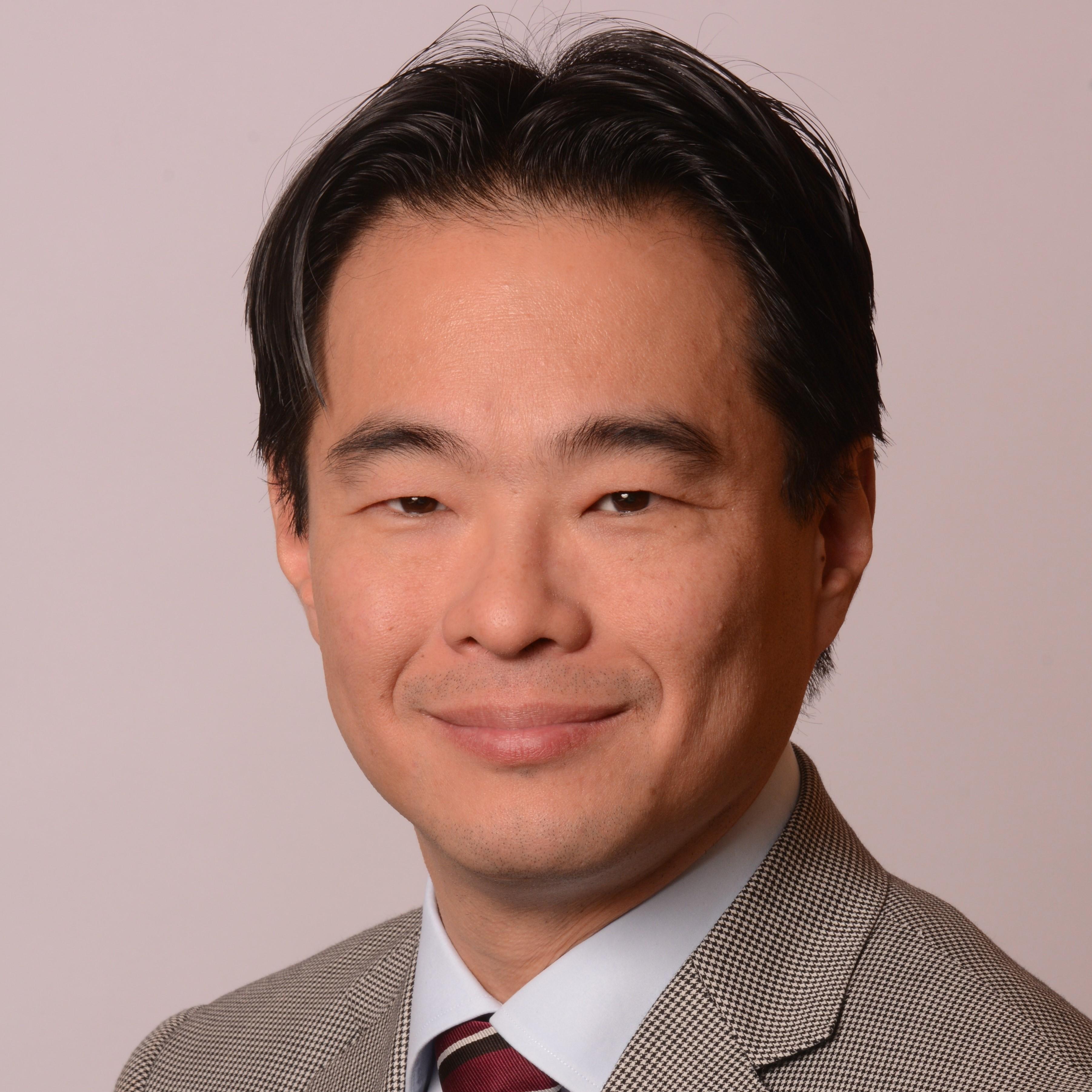 Tony Tsai, MD, FASA Photo